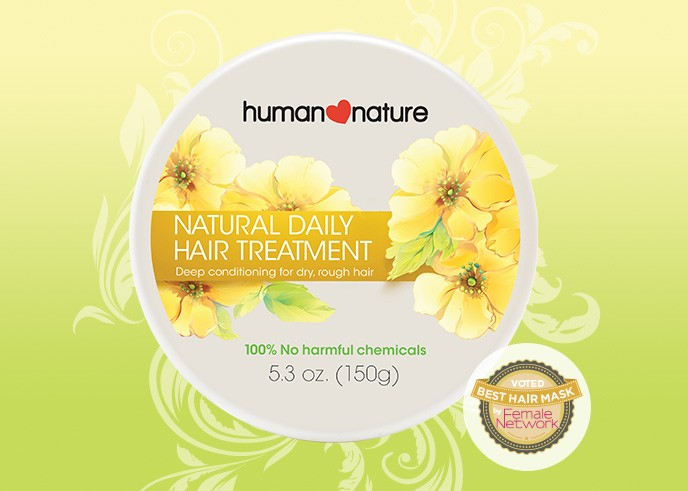 Human Nature Daily Hair Treatment