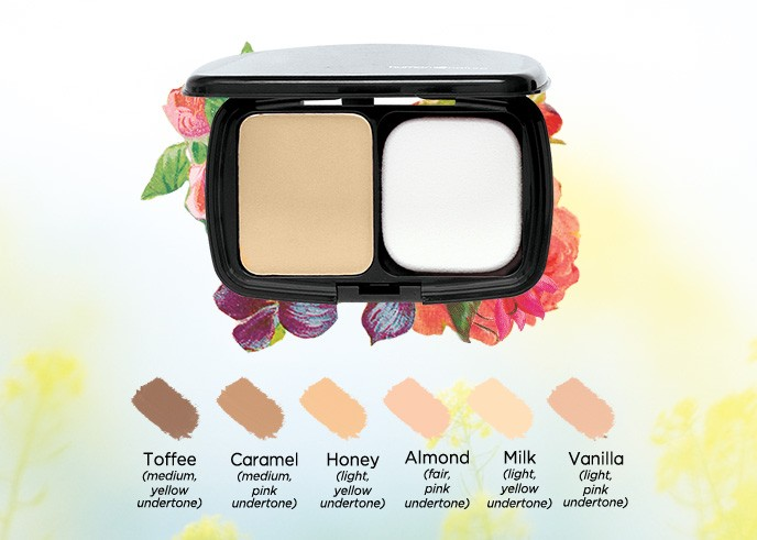 Perfect Coverage Mineral Foundation